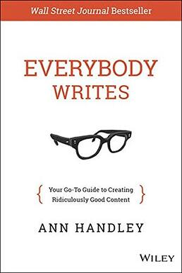 Web Journey Marketing Books Competition - Everybody Writes