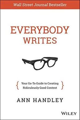 Web Journey Marketing Books Competition - Everybody Writes
