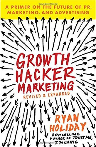 Web Journey Marketing Books Competition - Growth Hacker Marketing