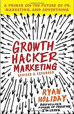 Web Journey Marketing Books Competition - Growth Hacker Marketing