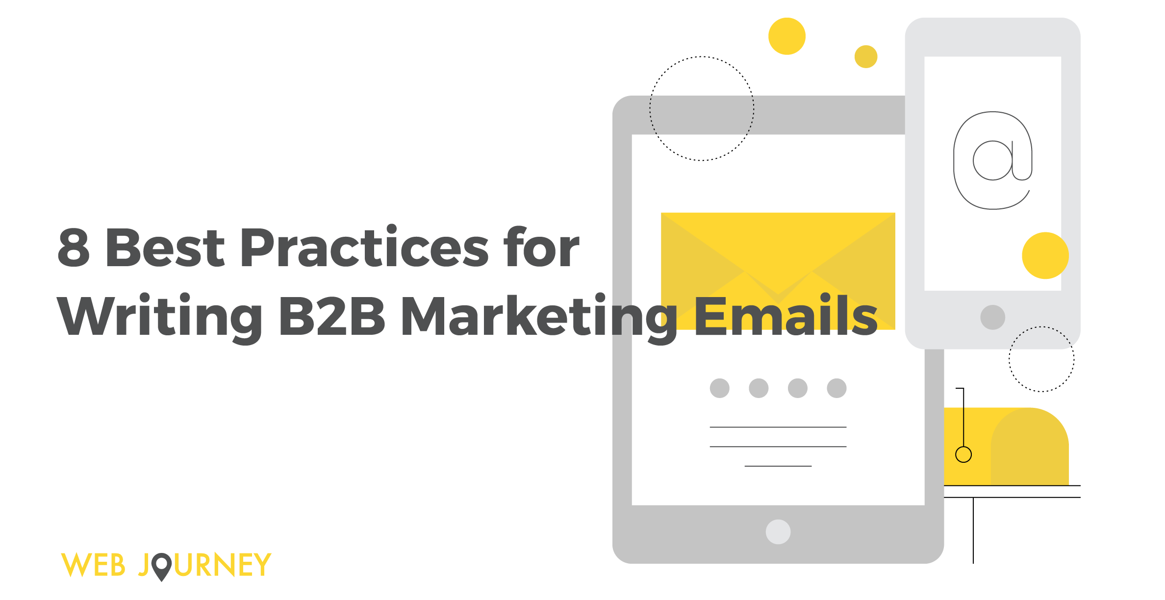 8 Best Practices for Writing B2B Marketing Emails