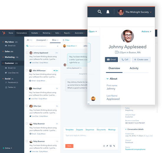 HubSpot Product Updates from the #INBOUND17 Conference - Customer Success Hub