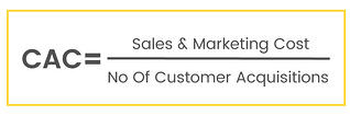 CAC Formula - Importance of Customer Acquisition Cost for SaaS Companies
