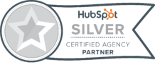 Web Journey HubSpot Partner Silver Badge