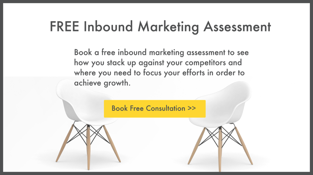 Free Inbound Marketing Assessment - Web Journey